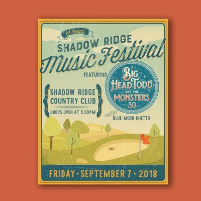 Shadow Ridge Music Festival