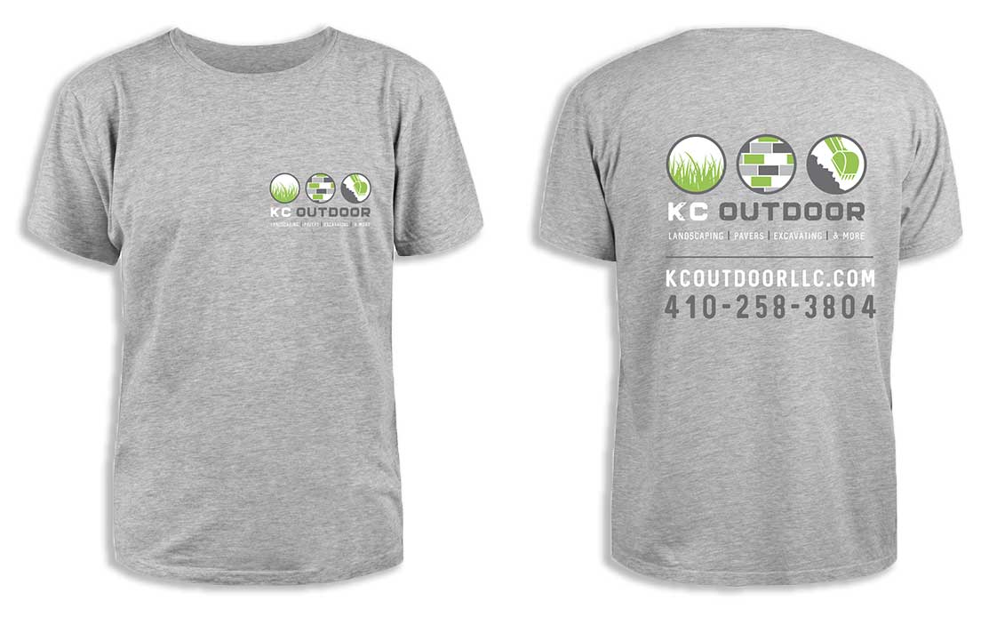 Apparel Design for KC Outdoor