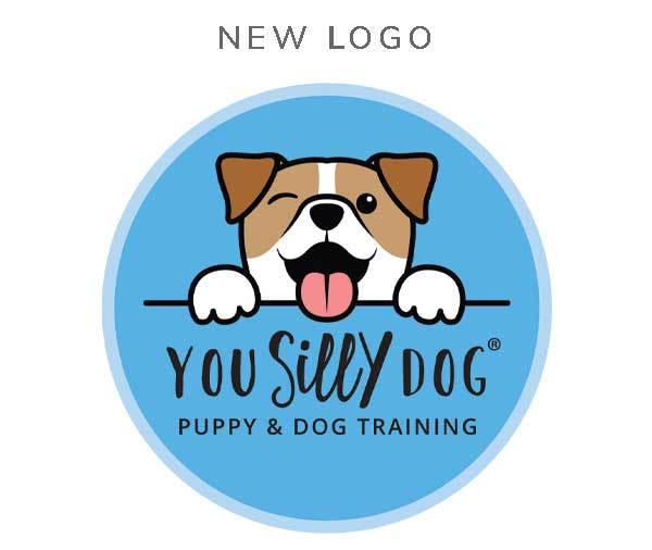 Logo Redesign for You Silly Dog